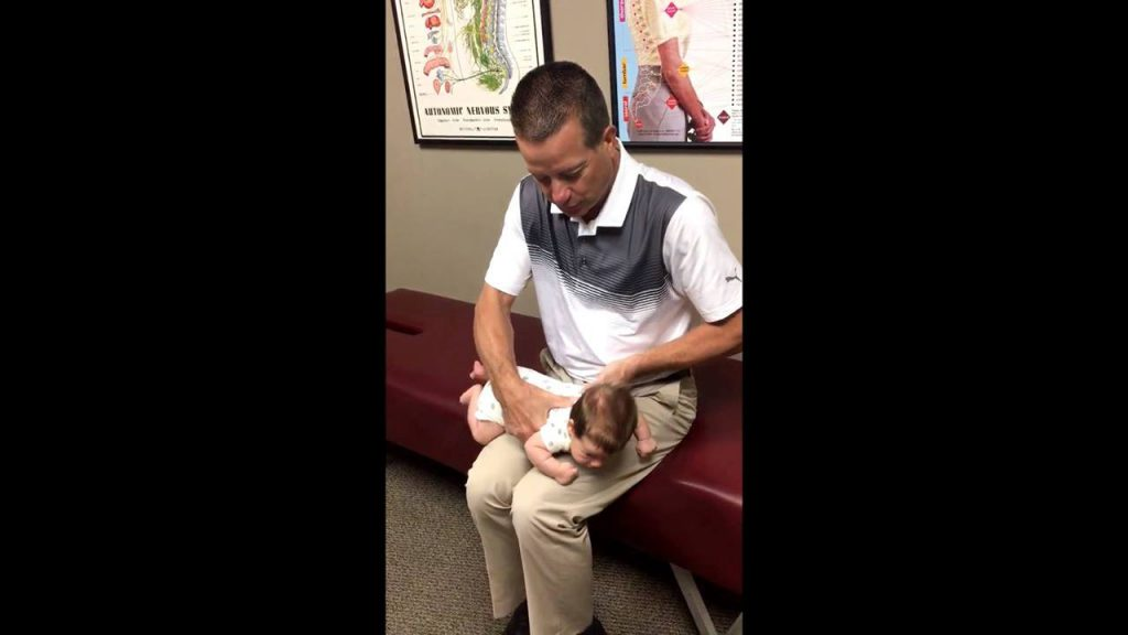 Dr. Klinginsmith Treating a Colicky Baby